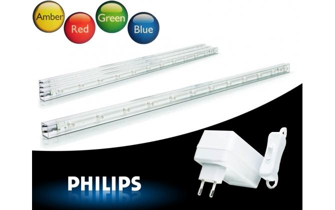 Philips 120 cm LED Strip Kit - 4 Kleuren