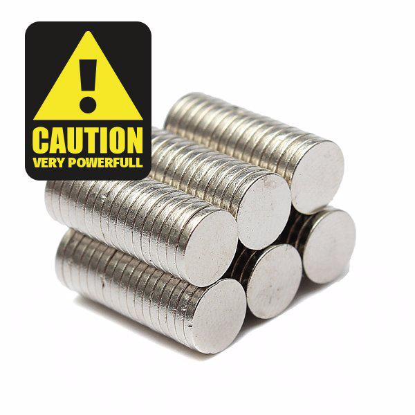 100x Ultra strong N35 magneten
