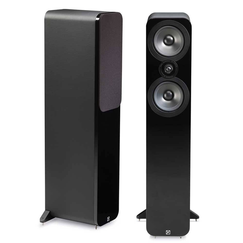 Boston Acoustics A250 (zwart)