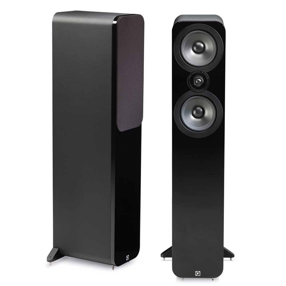 Q Acoustics 3020 (set) + C326BEE