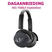 AKG Y50BLK Koptelefoon