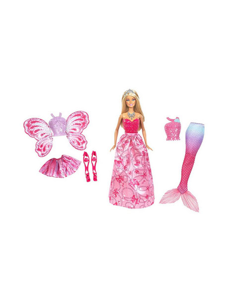 Barbie Royal Dress