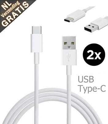Dual Micro USB Oplaadkabel 1+1 GRATIS!