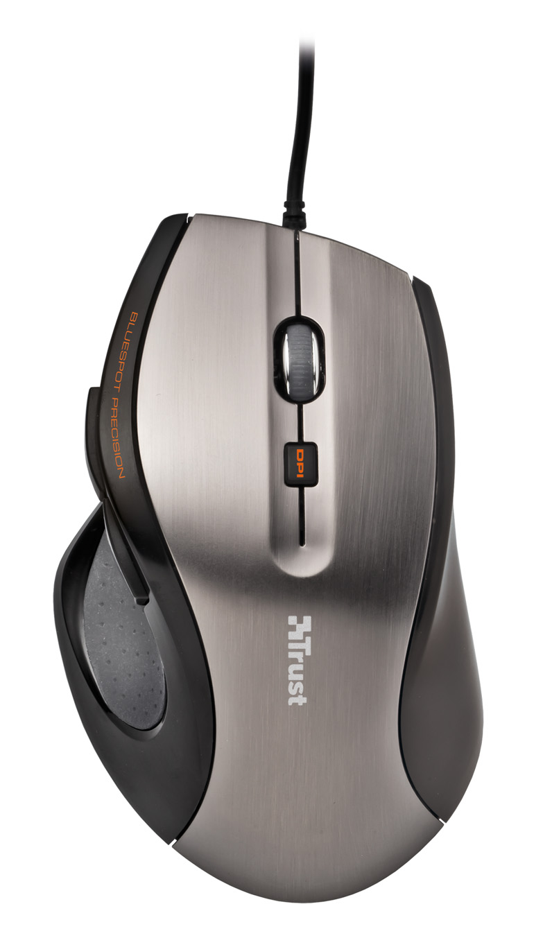 Eqido Wireless Mini Mouse - Wit