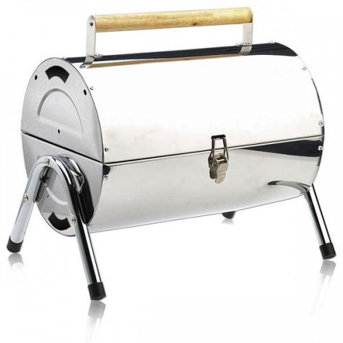 Draagbare RVS Barbecue
