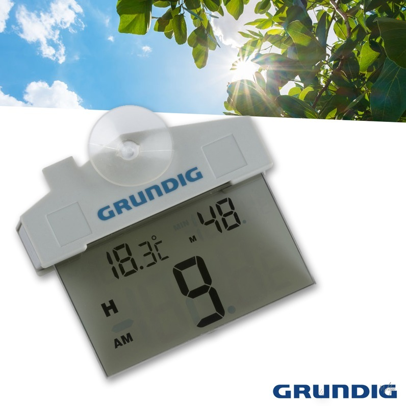 Grundig Digitale Buiten Thermometer